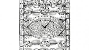 Часы с бриллиантами Emerald Cluster для любителей роскоши