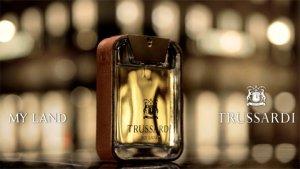 Роскошный мужской парфюм от Trussardi