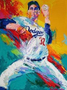 Бейсбольные мячи с авторскими рисунками Лероя Неймана ушли с молотка за $500.000