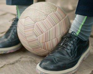 Коллекция мячей в честь бразильского чемпионата мира принесет удачу футболистам