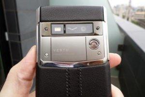 Смартфон от Vertu за $11.300 станет жаркой новинкой июля