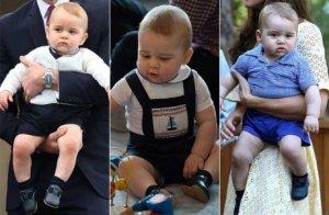 Принц Джордж – самый маленький законодатель стиля