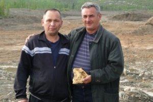 В Сибири нашли «волшебный» слиток золота весом 6,66 кг