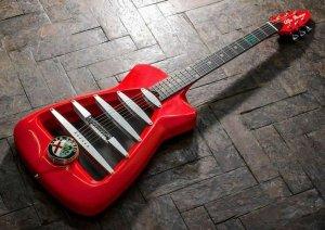 Автомобиль Alfa Romeo можно воспеть гитарными аккордами за $6.800