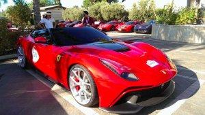 Суперскоростной Ferrari F12 TRS оценили в $4.200.000