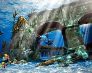 Новый подводный парк понравится даже Русалочке из сказки Андерсена