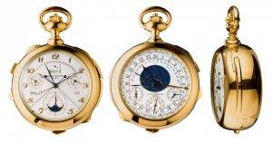 Самый дорогой на свете хронометр от Patek Philippe будет продан за $16.000.000