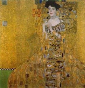 Телефон из мира искусства посвящен творчеству Густава Климта