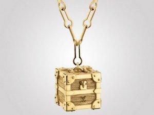 Ювелирный «сундучок с секретом» от Louis Vuitton