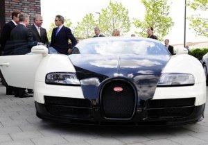 Преемник Bugatti Veyron будет серийно выпускаться концерном Volkswagen