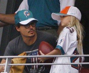 Джонни Депп снялся в фильме вместе с дочерью