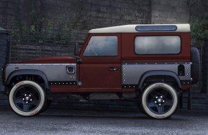 Тюнинг-ателье Kahn Design метит стать производителем автомобилей