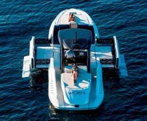 Площадь яхты Wider 42 за $1.200.000 не «резиновая», но ее можно раздвинуть