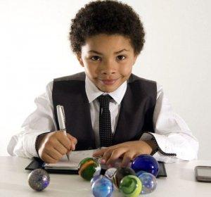 Восьмилетний миллионер - Харли Джорден