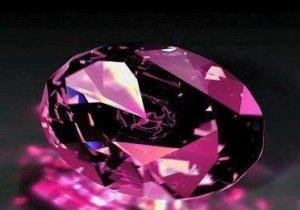 Сенсационное появление на Сотбис пурпурного бриллианта ожидается в октябре