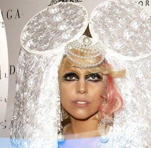Леди Гага готовится к космической свадьбе
