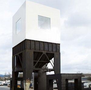 Нидерландцы построили «отель в кубе»