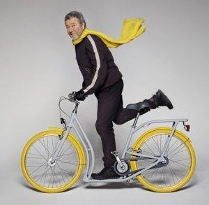 Электровелосипеды от Филиппа Старка: для каждого сезона – свой