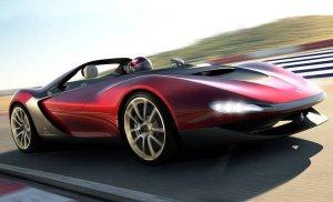 Новые родстеры от бренда Ferrari будут покорять не трассы, а обычные дороги
