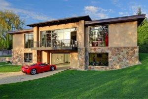 Автолюбители могут поселиться в роскошном особняке-гараже стоимостью $4.000.0000