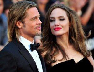 Анджелина Джоли с Брэдом Питтом заработали $2.000.000 на собственной свадьбе