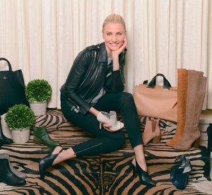 Осенняя обувь от Кэмерон Диаз: красота и удобство «в одном флаконе»