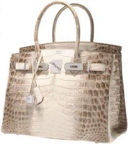 С сумкой от Birkin $200.000 можно стать звездой светского раута