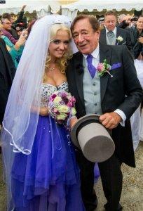 Союз красоты и богатства: самый богатый австриец взял замуж модель из Playboy