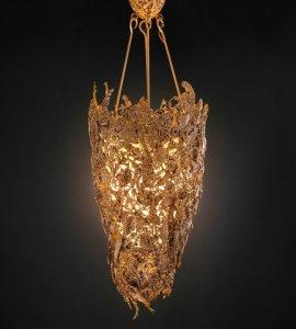 Роскошные люстры от Захи Хадид и Барнаби Барфорда открывают «высокое искусство света»