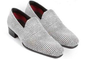 В алмазных мужских туфлях за $2.000.000 любой мужчина будет выглядеть блестяще
