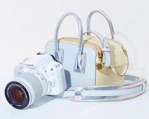 Сумка от Canon и Stella McCartney: искусство фотографии, как модный тренд