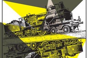 Сумки с изображением паровозиков от Фаррелла Уильямса для любителей путешествий
