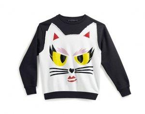Лагерфельд выпустил еще одну коллекцию от имени любимой кошки