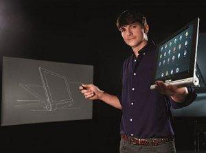 Эштон Катчер придумал планшет, который можно использовать в качестве домашнего кинотеатра