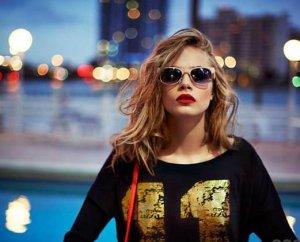 Презентация новой модной коллекции DKNY прошла на крыше универмага