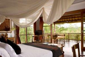 Нестандартная идея для семейного отдыха – отель Villa Bayad на Бали