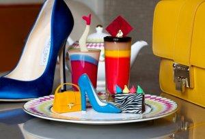 Обувной бренд Jimmy Choo начал выпекать сладкие туфли