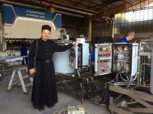 В монастыре с Валаама будут выпускать элитный сыр по итальянской технологии