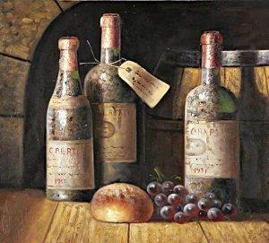 Топ-5: старейшие вина в мире