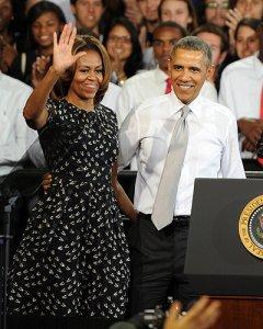 Кредитная карта стала причиной конфуза Барака Обамы