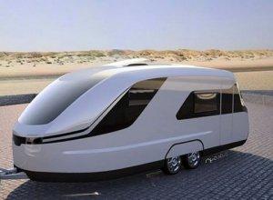 На дорогах появится футуристический фургон за $800.000