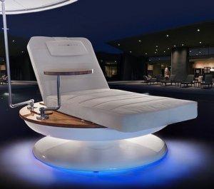Отдыхать не как все на роскошном лежаке Remmus за $45.000