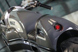 3000 часов прокачки в мастерской Krugger и мир увидел роскошный байк BMW K1600