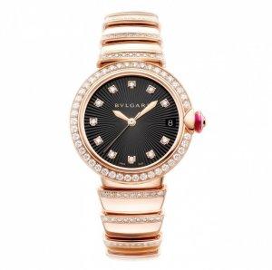 Юбилейная серия женских LVCEA часов от Bulgari