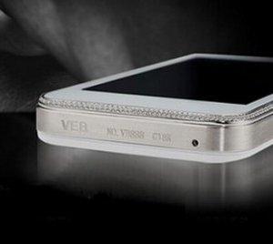 Китайские смартфоны тоже могут быть роскошными