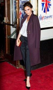 Виктория Бекхэм – пример для деловых женщин Британии