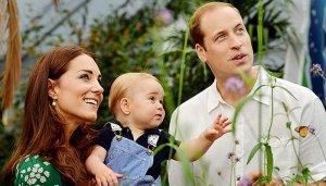 Принц Уильям увез беременную жену и сына в Шотландию