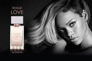 Представлен новый аромат Rogue Love от Рианны