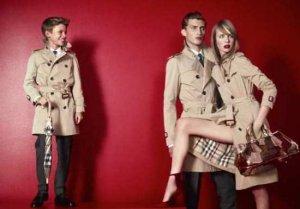 Сын Дэвида и Виктории Бекхэм снялся в рекламе Burberry