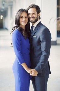 Невеста шведского принца во многом подражает принцессе Кейт Миддлтон